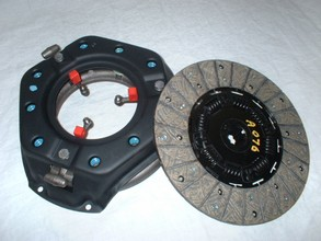 Rolls clutch cover and drive plate